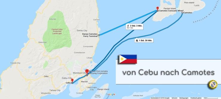 Cebu - Camotes