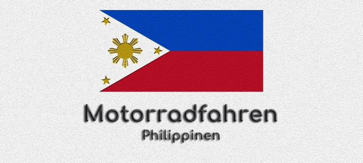 Motorradfahren Philippinen