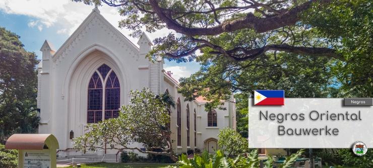 Negros Oriental - Bauwerke
