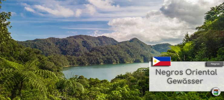 Negros Oriental - Gewaesser