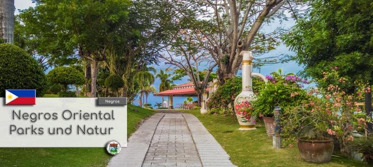 Negros Oriental - Parks und Natur