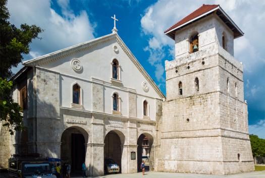 Baclayon Church Bohol 02