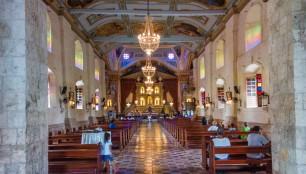 Baclayon Church Bohol 07