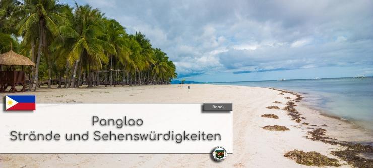 Panglao - Straende und Sehenswuerdigkeiten