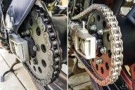 Motorradkette reinigen 02