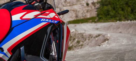 Honda CRF300 Rally