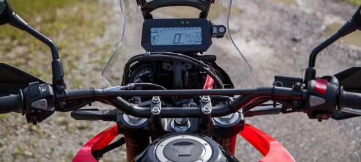 CRF300 Rally - Einstellungen