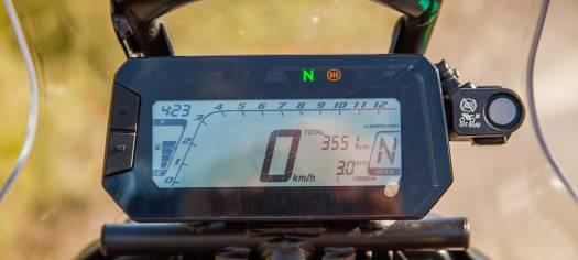 CRF300 Rally - Instrumente