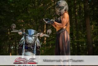 MT-03 & Smontana - © Motorrad und Touren