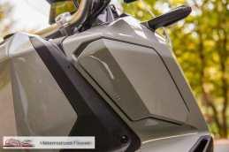 Honda X-ADV - Ablagefach