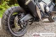Honda X-ADV - Hinterrad