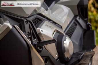 Honda X-ADV - rechte Seite