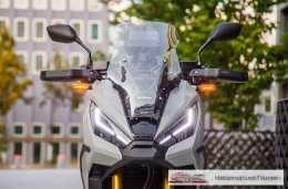 Honda X-ADV - Scheibe unten