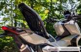 Honda X-ADV - Sitzbank offen