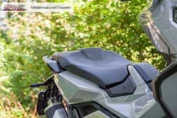 Honda X-ADV - Sitzbank