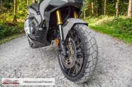 Honda X-ADV - Vorderrad