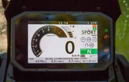 X-ADV - Fahrmodus Sport